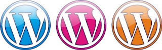 wordpress logo by gloobalnet