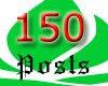 150 Posts