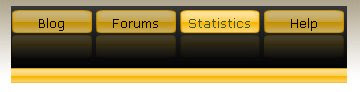 Entrecard Menu - Statistics button