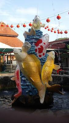 Lucky Garden at Yong Peng, Malaysia