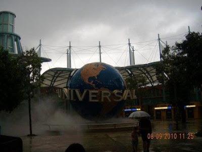 Universal Studios, Sentosa, Singapore