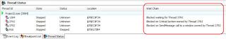 Поддержка Wait Chain Traversal в Delphi 2009 и выше