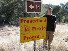 Jordan- just put the sign on for their prescribed fire.