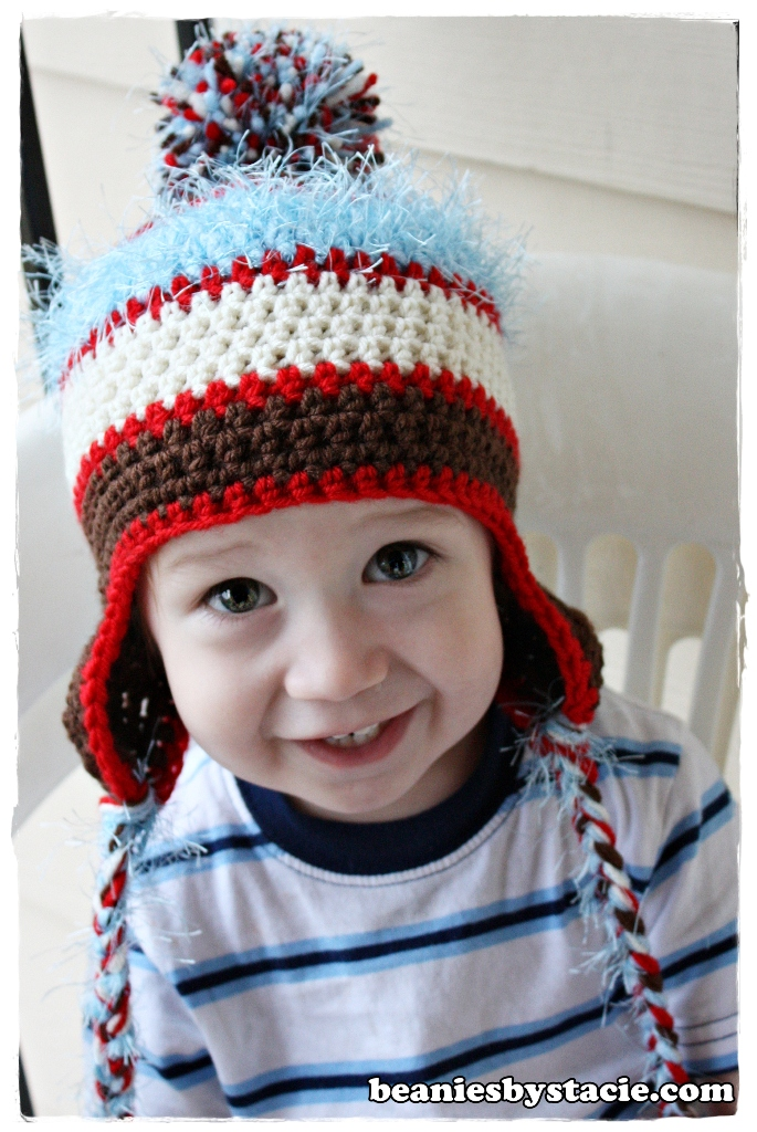 CROCHET EARFLAP HAT PATTERN « CROCHET FREE PATTERNS