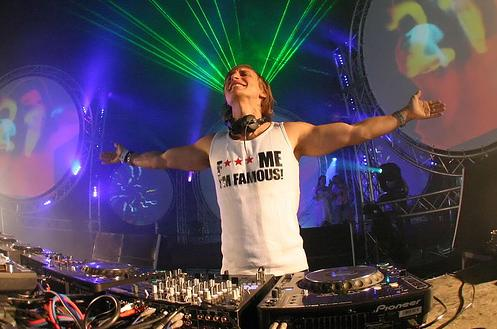 David Guetta - Club FG 08