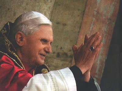 Long Live Pope Benedict XVI