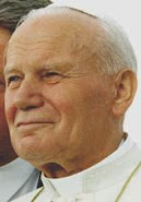Pope John Paul II