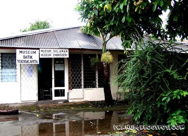 Recycle Posts: Museum Batik Yogyakarta: fashion tempo doeloe
