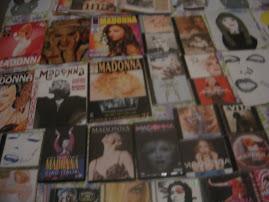 Algumas coisas Que Tenho da Madonna