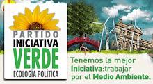 Partido Iniciativa Verde. Ecología Política