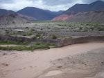 Río Huasamayo. Tilcara 2007