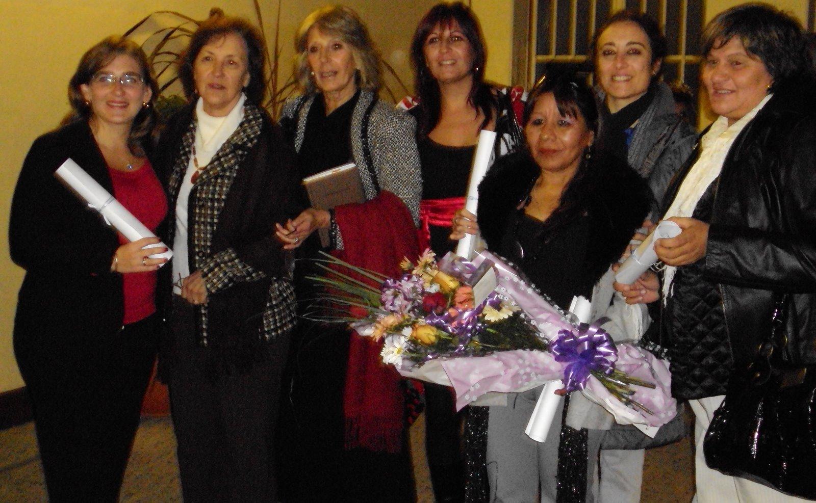 Acto de Colación. Licenciatura en Pedagogía Social. 8de junio de 2009.