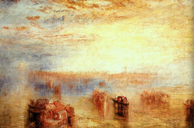 Wreckers Coast Of Northumberland. TURNER