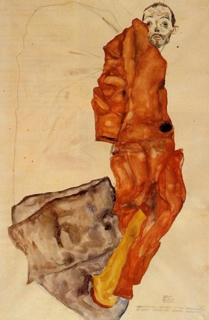 Egon Schiele - Page 2 Egon_Schiele_-_Hindering_the_Artist_is_a_Crime__It_is_Murdering_Life_in_the_Bud_