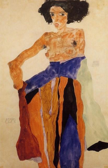 Egon Schiele - Page 3 Egon_Schiele_-_Moa