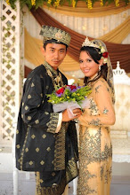 our wedding..