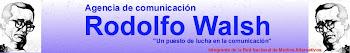 Agencia Rodolfo Walsh