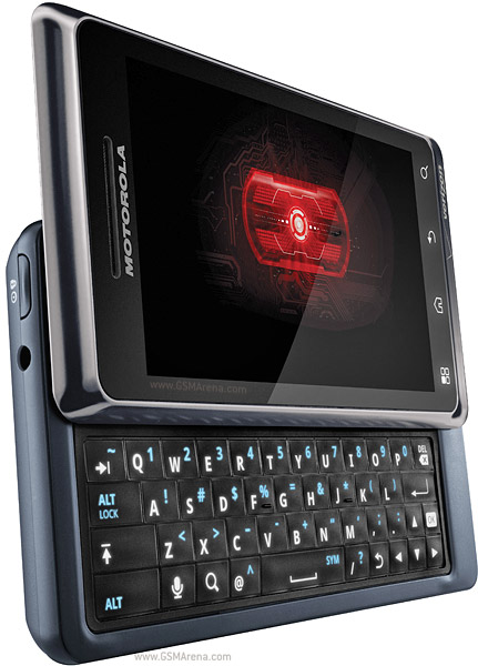 Motorola Droid User Manual Verizon