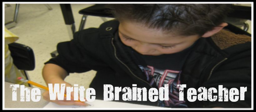 The Write Brained Teacher