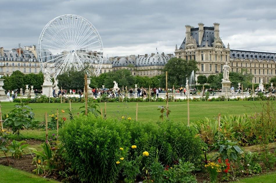 Lo c brohard photography jardin des tuileries tuileries garden paris - Jardin des tuileries foire ...