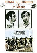 ''Toma el Dinero y Corre'', el Woody Allen miserable (por Woody Allen). [7/10]
