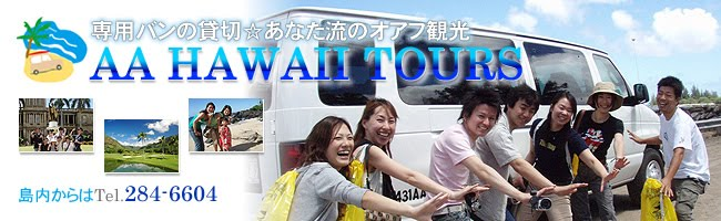 AA Hawaii Tours