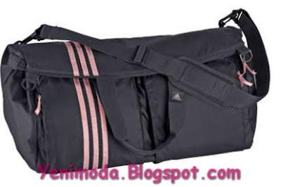 большие женские сумки adidas.