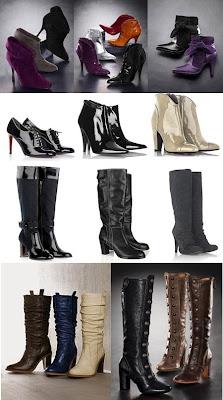 2009 ayakkabi kislik Yeni Bot Modelleri ve Cizme Modelleri