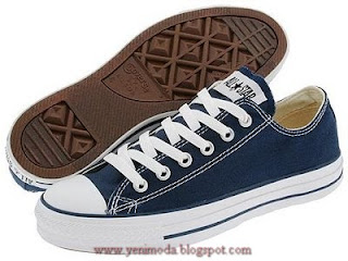Converse All Star09 CONVERSE ONE STAR ve ALL STAR MODELLERİ