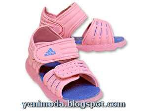 bebek yenimoda.blogspot.com8 0 3 Yas Kiz Cocuklari icin ayakkabi  Modelleri
