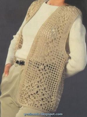 bayan yelek yenimoda.blogspot.com1 Bayan Yelek Modelleri Yelek  Cesitleri