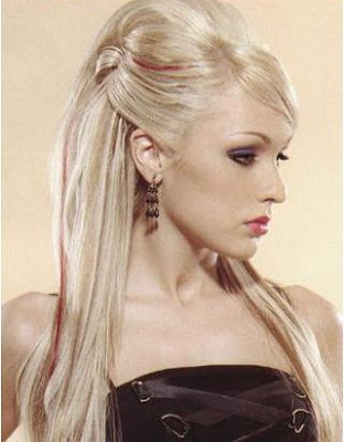 Özel geceler için topuz saç modelleri saç topuzu modelleri