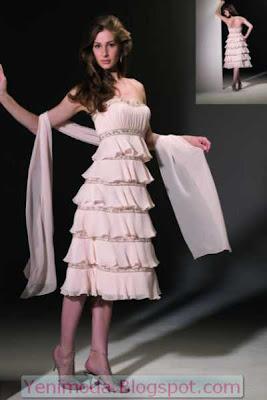 bayramlik elbise 2 yenimoda.blogspot.com Bayramlık Çocuk Elbise Modelleri