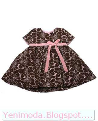 bayramlik elbise 9 yenimoda.blogspot.com Bayramlık Çocuk Elbise Modelleri