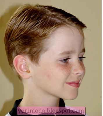 SAC modelleri 13 yenimoda.blogspot.com Çocuk Saç Modelleri Erkek Çocukların Saç Modeli