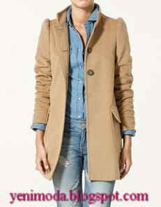 Zara Mont modelleri 1 yenimoda.blogspot.com Zara Mont Modelleri ve Zara Kısa Montlar