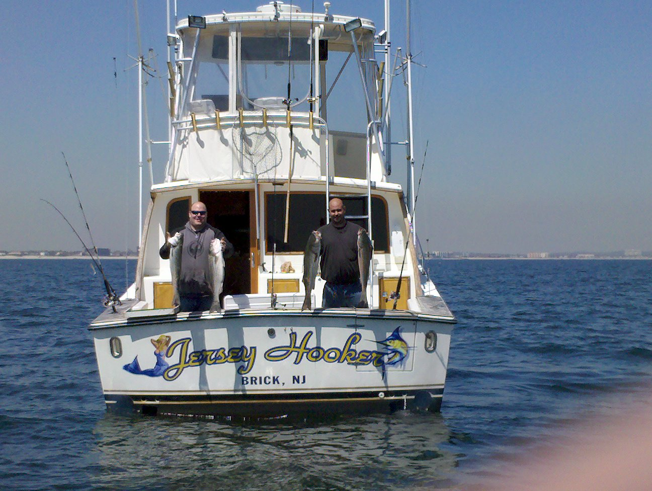 new jersey fishing charters point pleasant new jersey