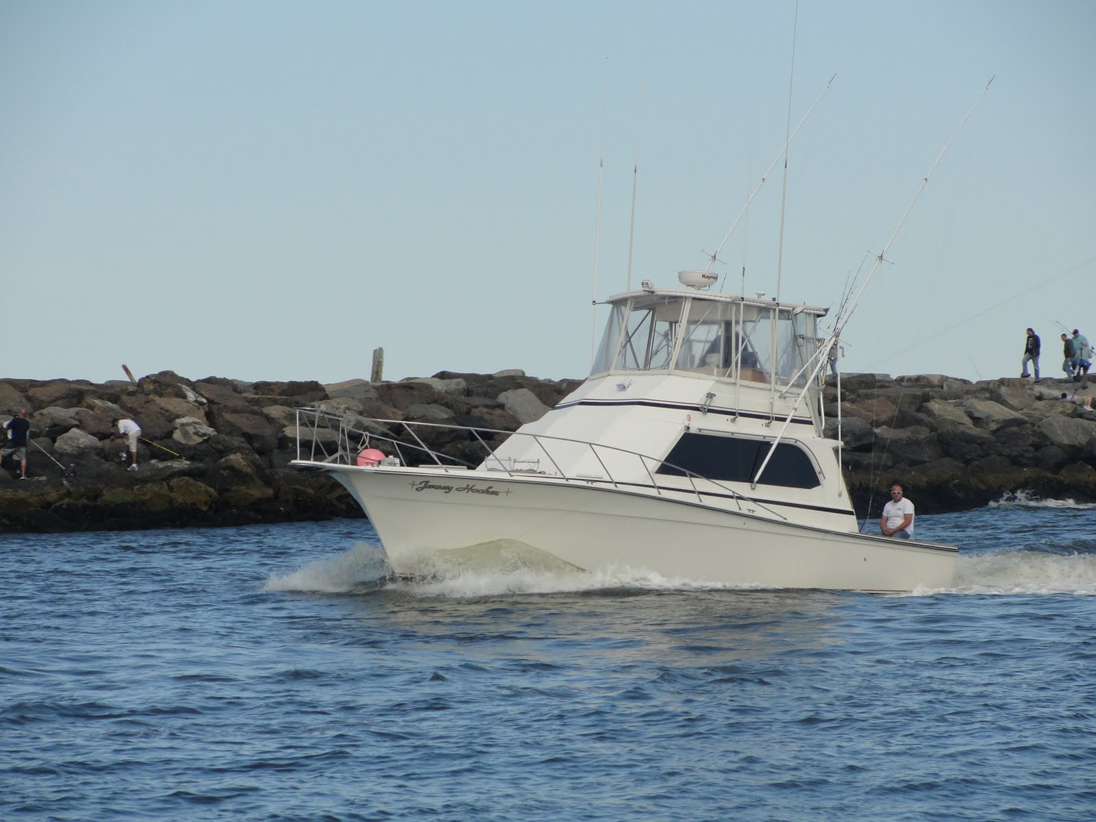 new jersey fishing charters point pleasant beach fishing