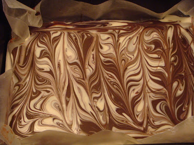 swirled bark