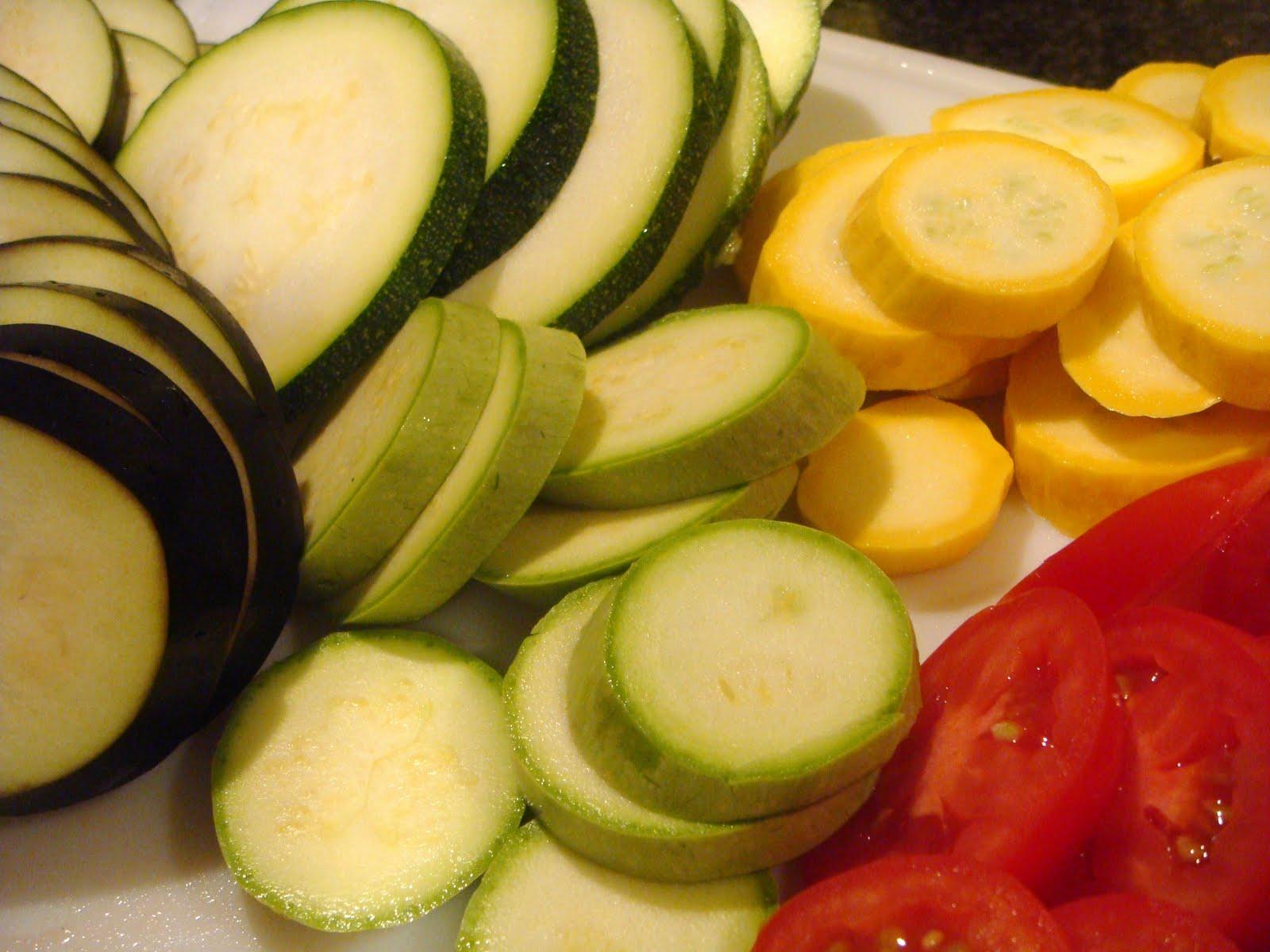 Delicious Dishings: Summer Vegetable Gratin