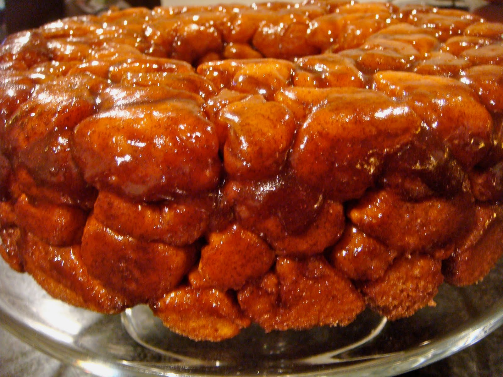 Monkey Bread (adapted from The Art and Soul of Baking )