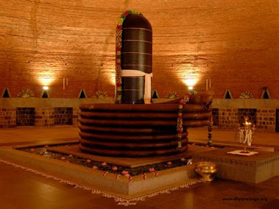 Dhyanalinga Yogic Temple Coimbatore