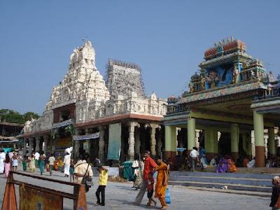 Tiruchendur Murugan Temple Tamil Nadu