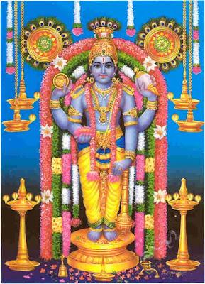 Guruvayoorappan Picture Guruvayur Temple Kerala