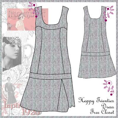 Patrones de vestidos gratis de verano