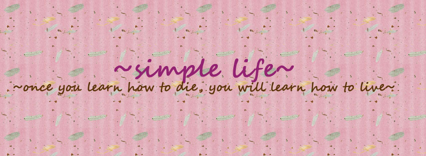 ~simple life~