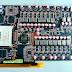 ASUS MARS II dual GTX480 GPU PCB