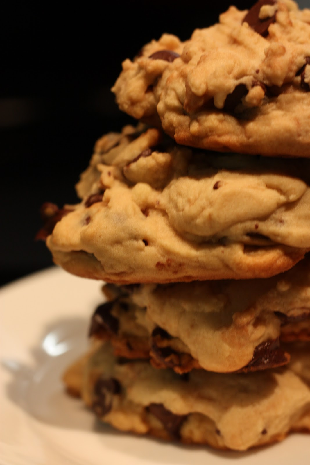 Award Winning Soft Chocolate Chip Cookies - Food Junkie Chronicles