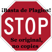 NO COPIES!!!