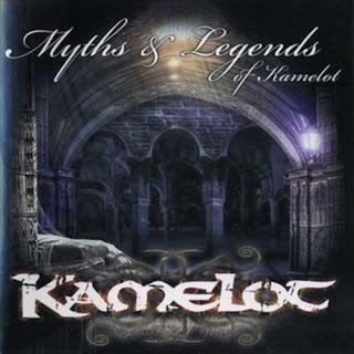 Kamelot MP3 Discografia Kamelot-MythsLegendsOfKamelot